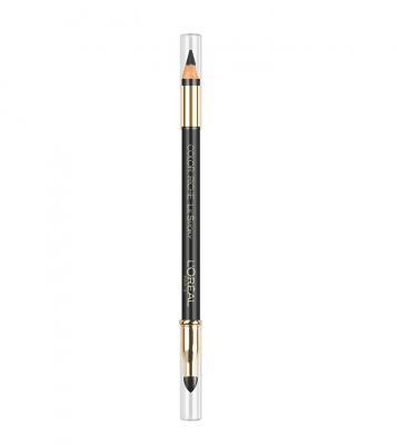 Creion de Ochi L'OREAL Color Riche Le Smoky - 202 Mystic Grey, (Gri Inchis Intens)