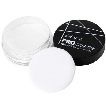 Pudra pulbere translucida, matifianta L.A Girl  HD PRO Setting Powder, 5 gr1