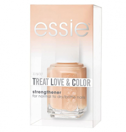 Lac de unghii intaritor pentru unghii fragile, ESSIE Treat Love & Color, 06 Good As Nude, 13.5 ml1