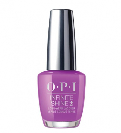 Lac de unghii OPI Infinity Shine 2 Lisbon Collection Positive Vibes Only, 15 ml0