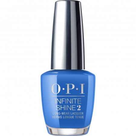 Lac de unghii OPI Infinity Shine 2 Lisbon Collection Tile Art to Warm Your Heart, 15 ml
