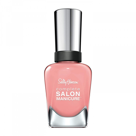 Lac de unghii Sally Hansen Complete SALON Manicure, 203 Crazy Stupid Blush, 14.7 ml0