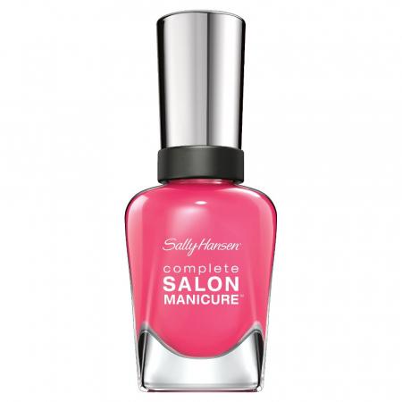 Lac de unghii Sally Hansen Complete SALON Manicure 201 Hello Pretty, 14.7 ml