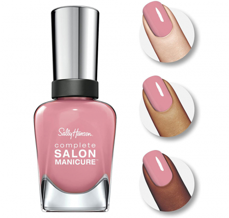Lac de unghii Sally Hansen Complete SALON Manicure 205 No Ifs, Ands, or Buds, 14.7 ml2