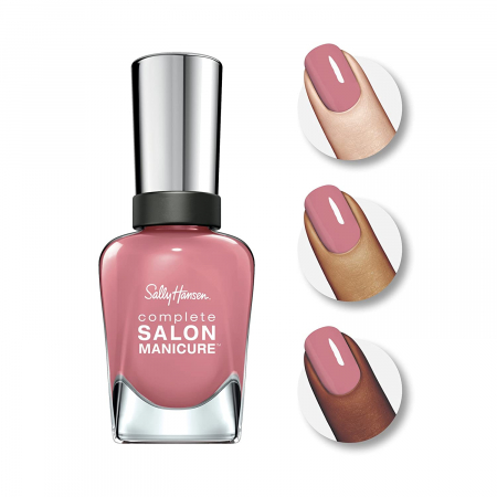 Lac de unghii Sally Hansen Complete SALON Manicure, 206 One in a Melon, 14.7 ml1