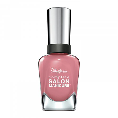 Lac de unghii Sally Hansen Complete SALON Manicure, 206 One in a Melon, 14.7 ml0