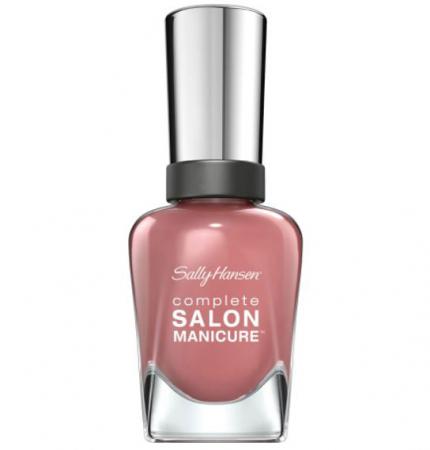 Lac de unghii Sally Hansen Complete SALON Manicure 260 So Much Fawn, 14.7 ml0
