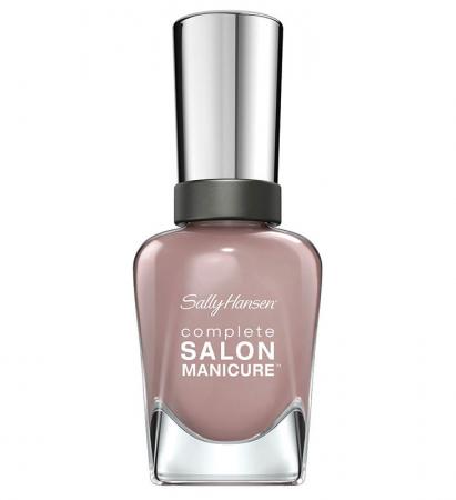 Lac de unghii Sally Hansen Complete SALON Manicure, 374 Mauve Along, 14.7 ml