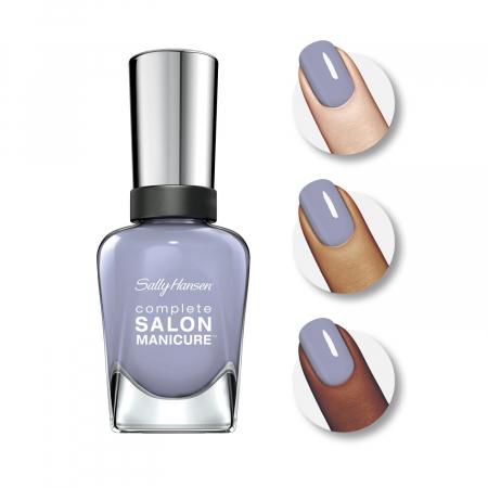 Lac de unghii Sally Hansen Complete SALON Manicure, 410 Hat's Off to Hue, 14.7 ml1