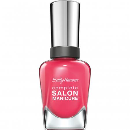 Lac de unghii Sally Hansen Complete SALON Manicure, 540 Frutti Petutie, 14.7 ml