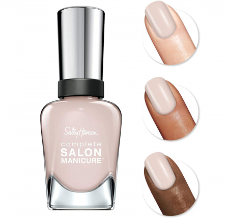 Lac de unghii Sally Hansen Complete SALON Manicure 815 Dahlia Darling, 14.7 ml1