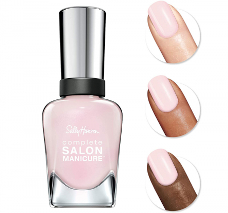 Lac de unghii Sally Hansen Complete SALON Manicure 811 Freesia Fancy, 14.7 ml1