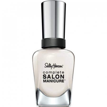 Lac de unghii Sally Hansen Complete SALON Manicure Sheer Translucide, 822 Opal Minded, 14.7 ml0