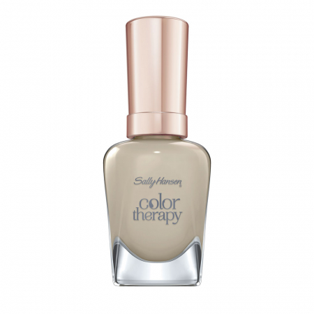 Lac De Unghii Sally Hansen Color Therapy, Tratament cu Ulei de Argan, 120 Make My Clay, 14.7 ml0