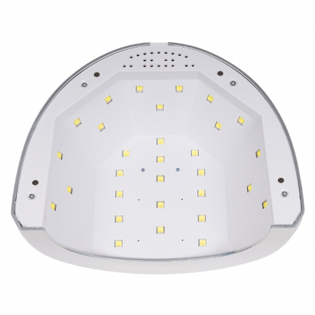 Lampa unghii UV LED SUNone 48 W, Hybrid, Double Light Led pentru uscat oja semipermanenta sau gel UV3