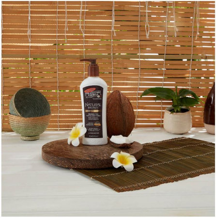 Lotiune Autobronzanta Pentru Bronzare Graduala PALMER'S Natural Bronze, cu Ulei de Cocos nerafinat & Vitamina E, 250 ml2