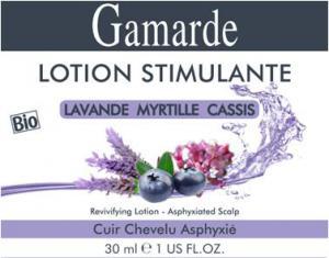Lotiune Stimulanta Pentru Par GamARde - 6 Fiole X 5 ml