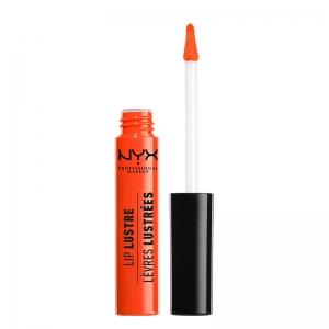 Gloss Nyx Professional Makeup Lip Lustre - 08 Juicy Peach, 8 ml
