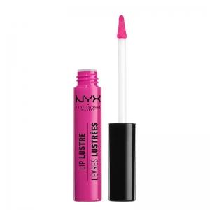 Gloss Nyx Professional Makeup Lip Lustre - 03 Retro Socialite, 8 ml