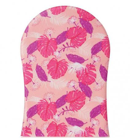 Manusa Profesionala SUNKISSED Super Soft Velvet pentru Aplicarea Autobronzantului, Hawaiian Pink1