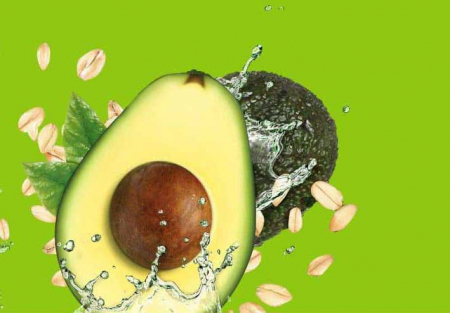 Masca hranitoare si purificatoare FREEMAN Purifying Avocado + Oatmeal Clay Mask, 15 ml3