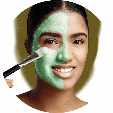 Masca hranitoare si purificatoare FREEMAN Purifying Avocado + Oatmeal Clay Mask, 15 ml2