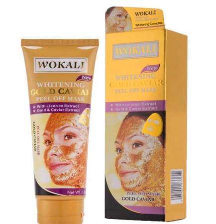 Kit Tratament 4 Produse cu Masca de fata cu Caviar, Particule de Aur 24K, BB Cream cu extract de Melc, Scrub pentru ten si corp cu Lapte si Ulei Regenerant pentru par cu Venin de Sarpe3