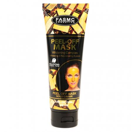 Masca de fata exfolianta cu Aur, Colagen si Extract de Caviar, Peel-Off Gold Caviar Mask, 130 ml1