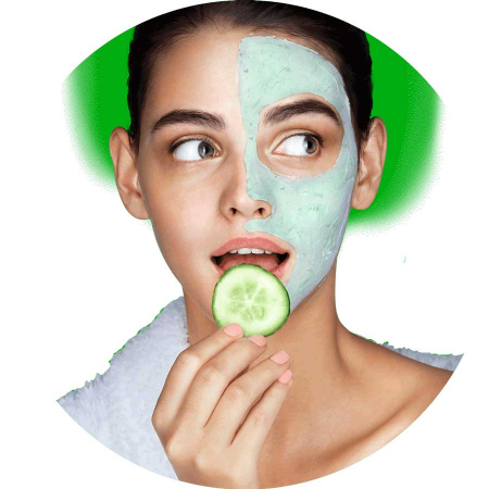 Masca exfolianta pentru ten obosit FREEMAN Renewing Cucumber Peel-Off Gel Mask, 175 ml1