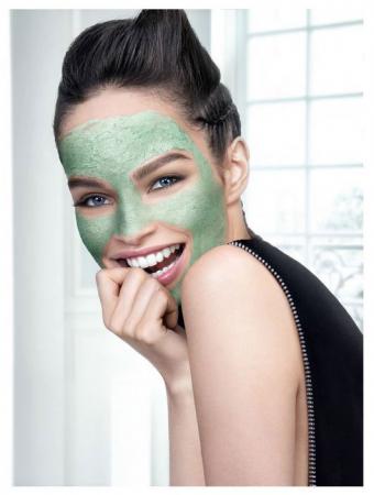 Masca purifianta pentru matifierea tenului cu extract de eucalipt L'Oreal Paris Pure Clay, Purity Mask, 50 ml2