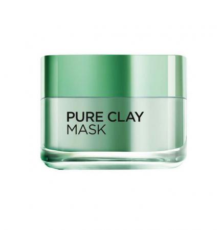 Masca purifianta pentru matifierea tenului cu extract de eucalipt L'Oreal Paris Pure Clay, Purity Mask, 50 ml3