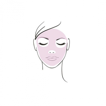 Masca detox anti-roseata, reduce excesul de sebum, ten sensibil, L'Oreal Paris Pure Clay, 50 ml2