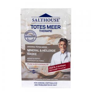 Masca Faciala Salthouse Cu Argila Si Minerale - 10 ml