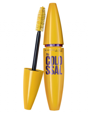 Mascara Maybelline New York the Colossal, Negru, 10.7 ml