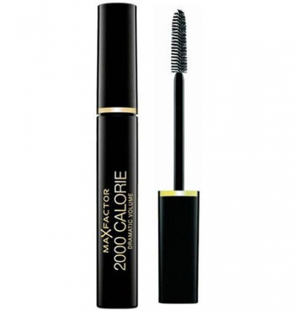 Mascara Max Factor 2000 Calorie Dramatic Volume, Black, 9 ml