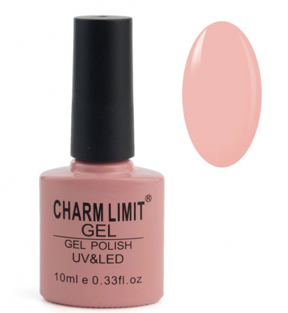 Oja semipermanenta CHARM LIMIT Gel Polish UV & LED, Nuanta 065 Charming Roses, 10 ml