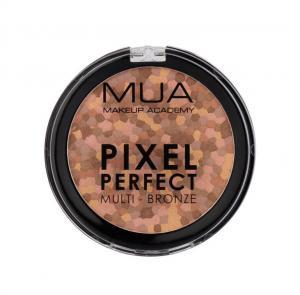 Paleta bronzanta Pixel Perfect Multi Bronze MUA Makeup Academy Professional Professional, Terracotta Glow0