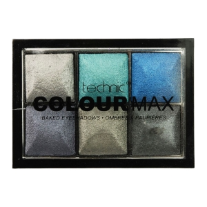 Paleta Cu 6 Farduri Pigmentate Technic Colour Max - Rolling In It