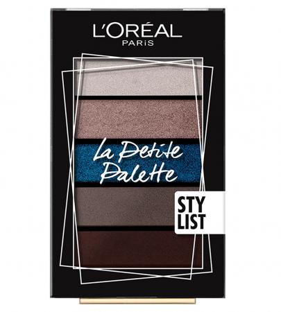 Paleta de Farduri L'Oreal Paris La Petite Palette, 04 Stylist