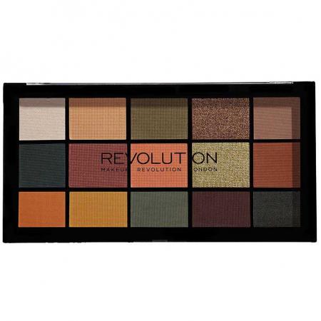 Paleta de farduri Makeup Revolution - Re-Loaded Palette - Iconic Divison, 15 Nuante1