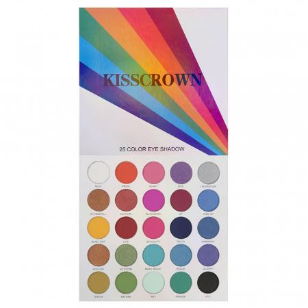 Paleta Profesionala de Farduri Kiss Crown ARTISTRY Palette, 40 Culori