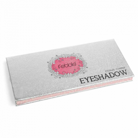 Paleta farduri Febble Eyeshadow Eternal Charm! 10 Colors3