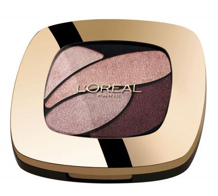 Paleta farduri L'Oreal Paris Color Riche Les Ombres, E6 Eau de Rose