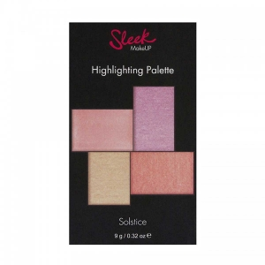 Paleta Iluminatoare SLEEK MakeUP  Highlighting Palette Solstice, 9 gr2