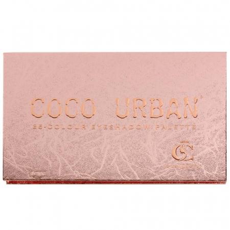 Paleta Profesionala de Farduri Coco Urban, 35 Color Eyeshadow Palette2
