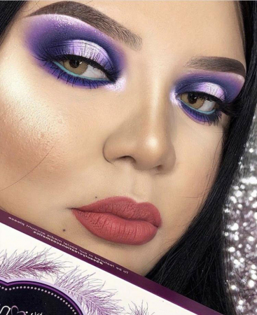 Paleta Profesionala de Farduri Beauty Creations Seduce Me, 18 culori, 21.6 g5