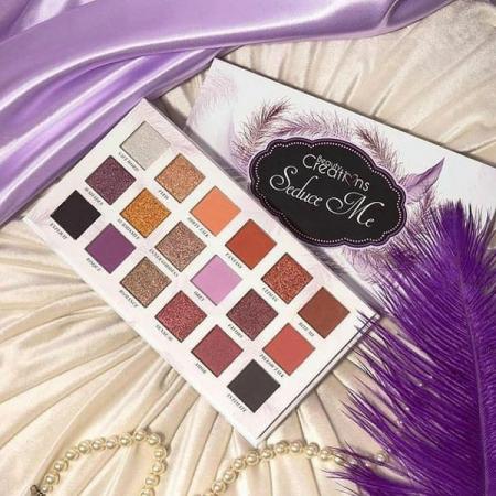 Paleta Profesionala de Farduri Beauty Creations Seduce Me, 18 culori, 21.6 g1