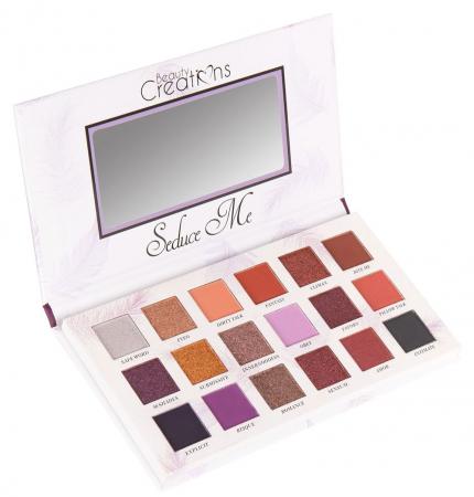 Paleta Profesionala de Farduri Beauty Creations Seduce Me, 18 culori, 21.6 g6