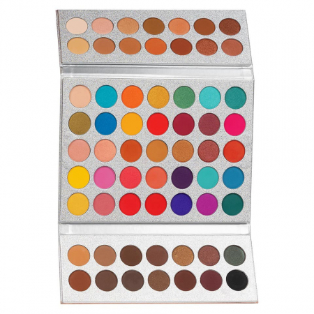 Paleta Profesionala de Farduri Beauty Glazed Gorgeous Me, Eye Shadow Tray, 63 Culori11