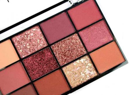 Paleta Profesionala de Farduri Technic 15 Pressed Pigment Palette, Invite Only, 15 Culori, 21.9 g2